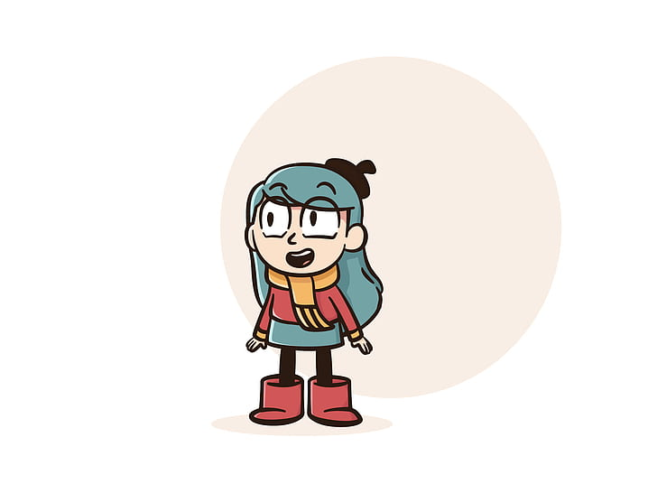 Appearance of Hilda