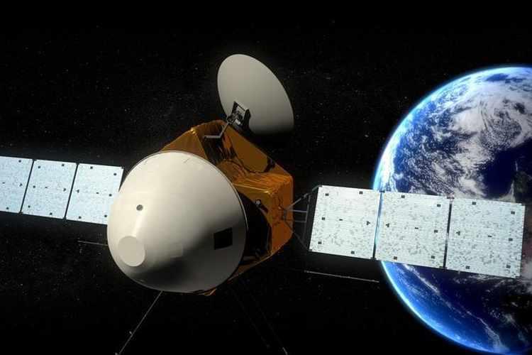 Chang'e-5 Moon Probe