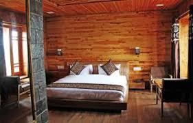 Woodvista Cottages, Shimla- inside view