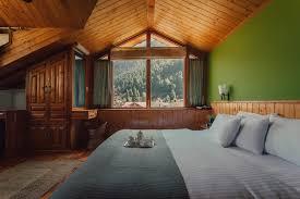 Rashpian Cottage, Manali- inside view