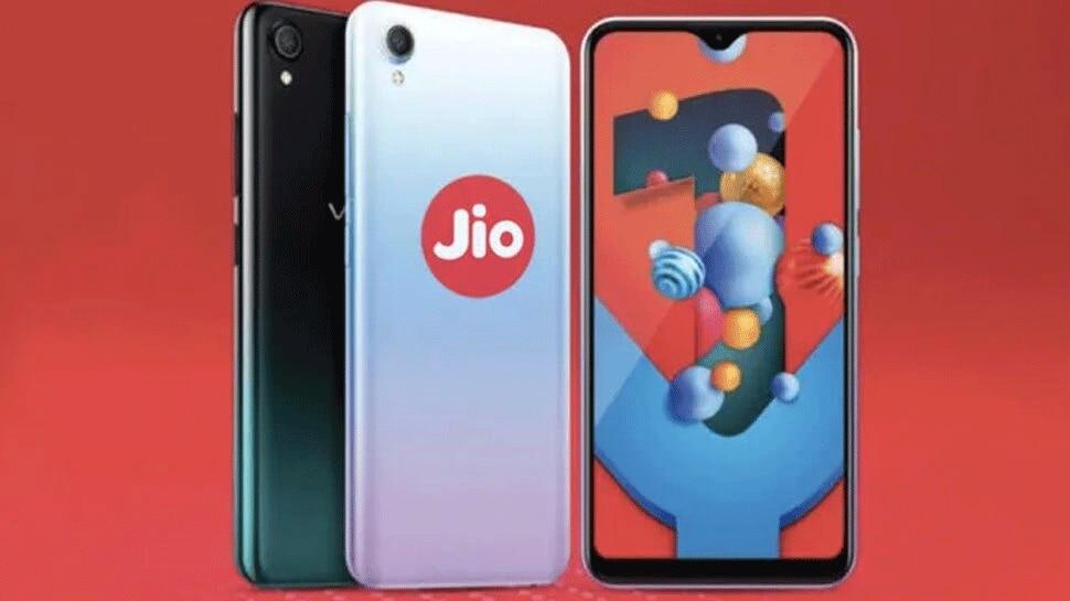 Jio 4G smartphone