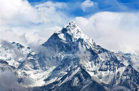 mount everest new height
