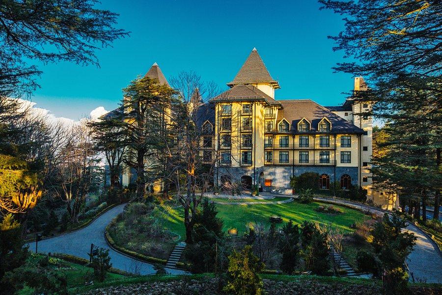 Wlidflower Hall, Shimla