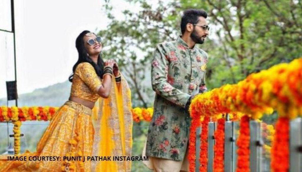 Punit Pathak and Nidhi Singh