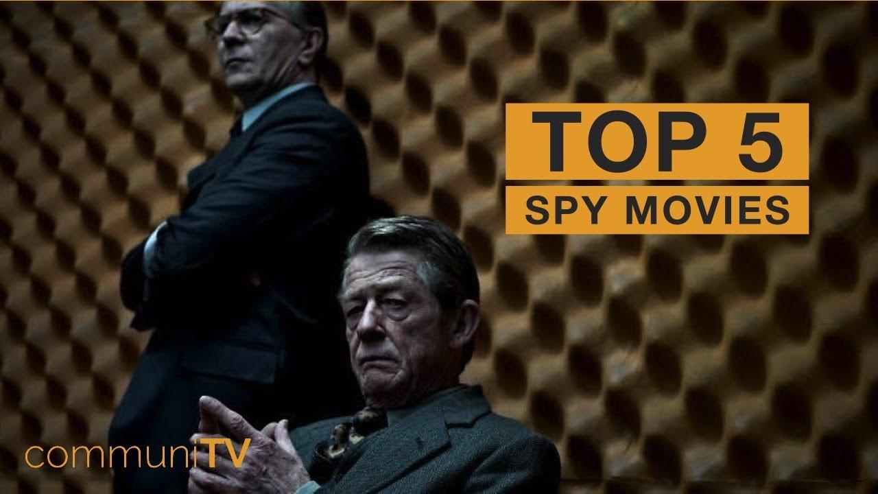 top 5 spy movies 2020
