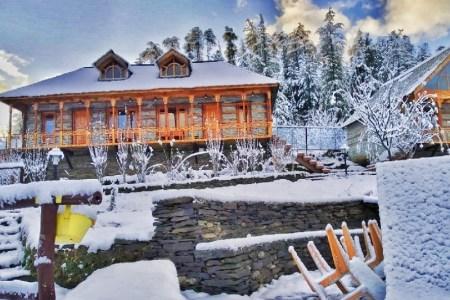 Woodvista Cottages, Shimla