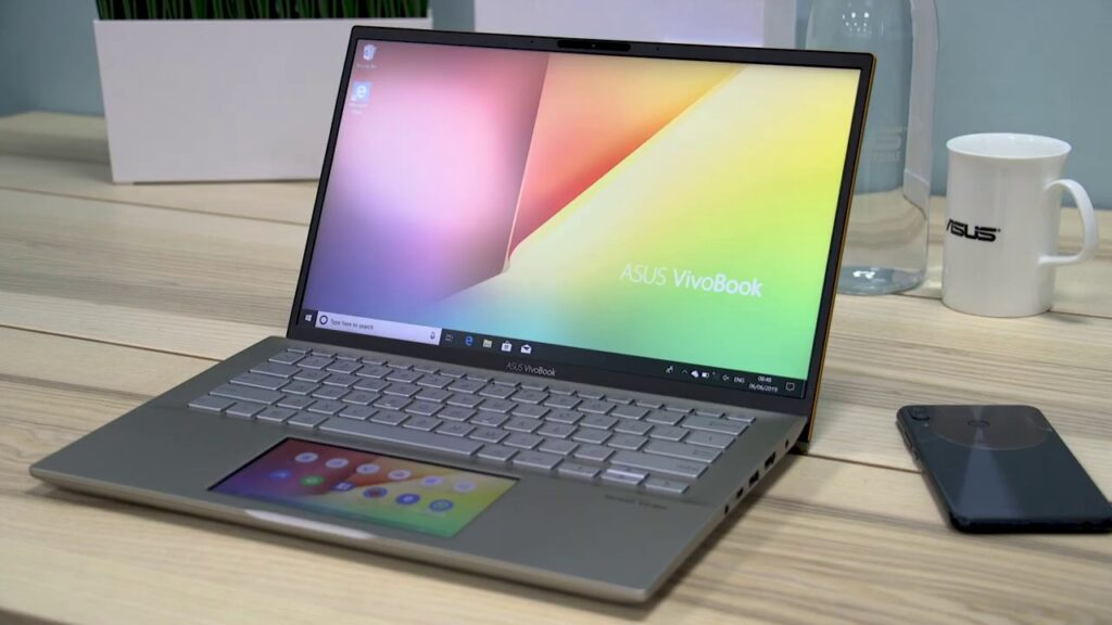 Asus VivoBook S14 2021 Preview