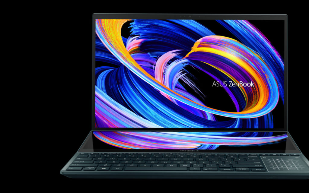 Asus ZenBook Pro Duo 15 2021 Preview