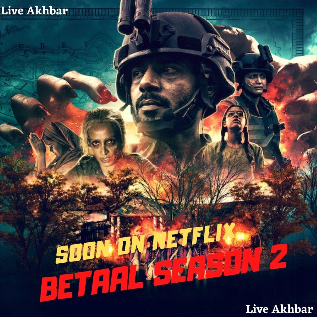 Betaal season 2