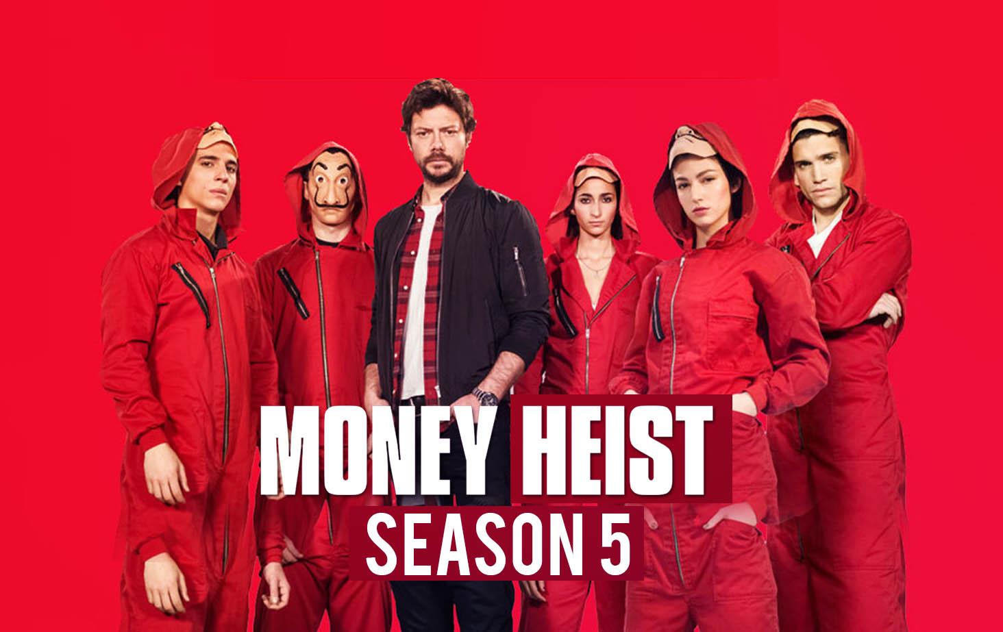 If Money Heist Season 5 is the last season