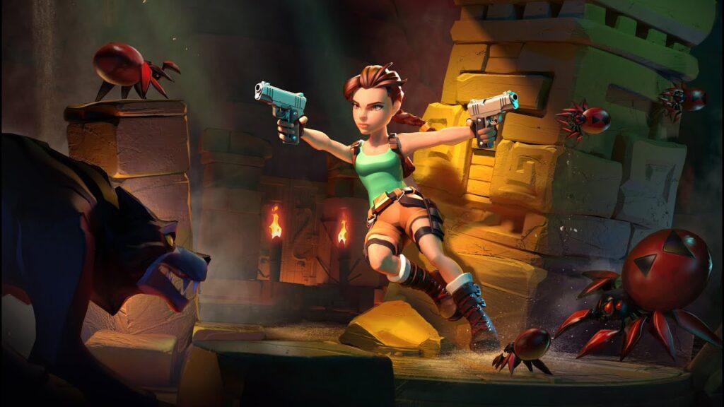 New Tomb Raider Game 2021