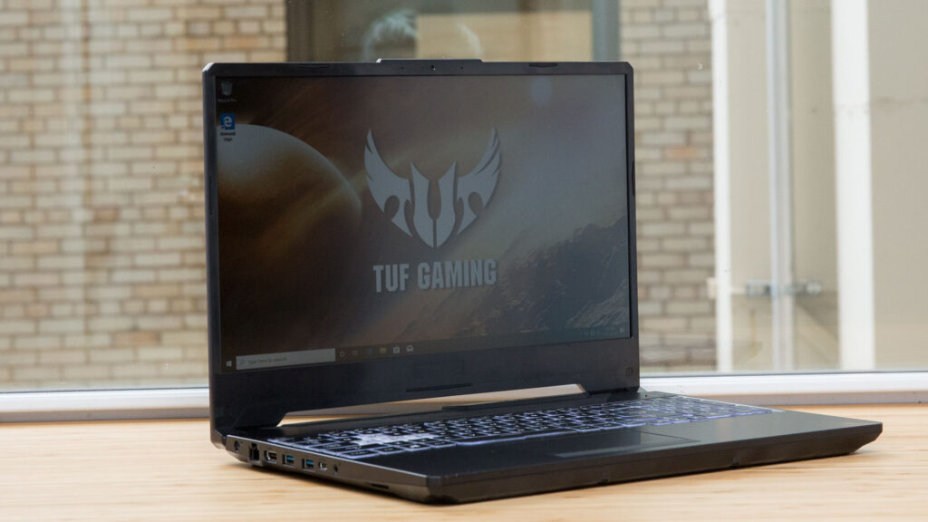 TUF Gaming A15 2021 Preview