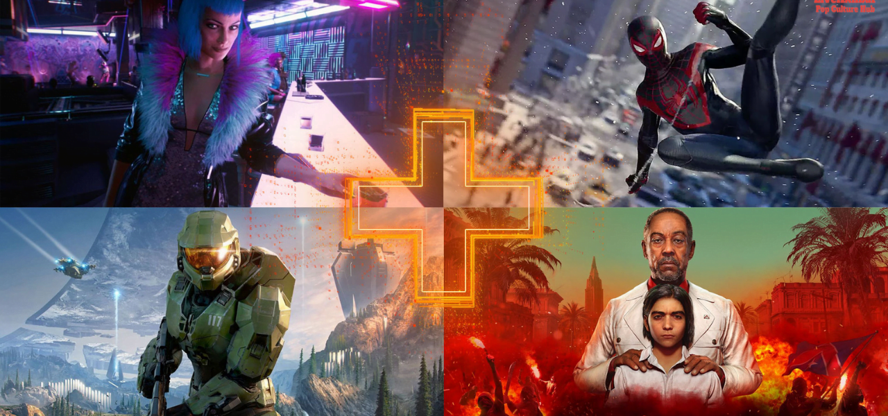 best games to be launched in January 2021