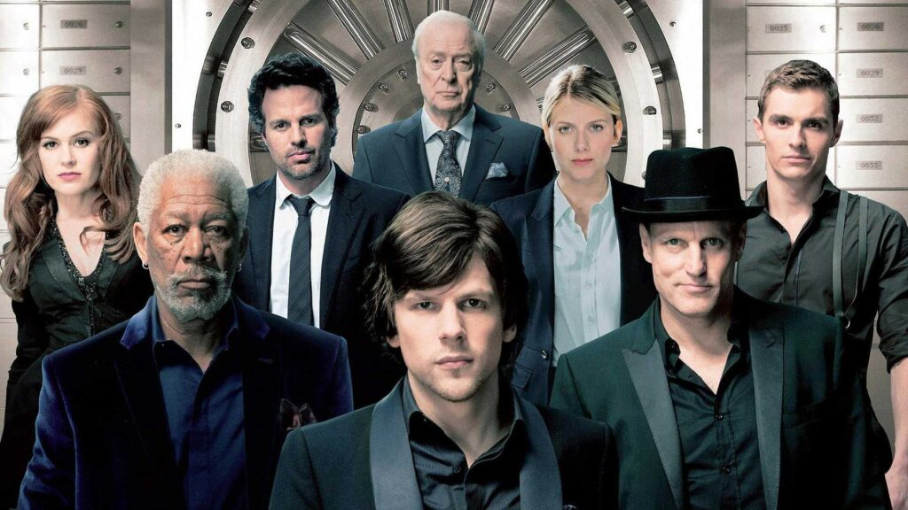 Now You See Me is back with new film series