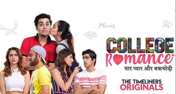 Cast college romance