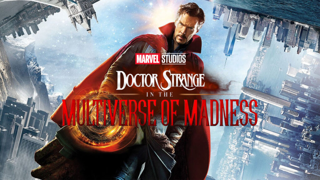 Dr. Strange in the multiverse of madness