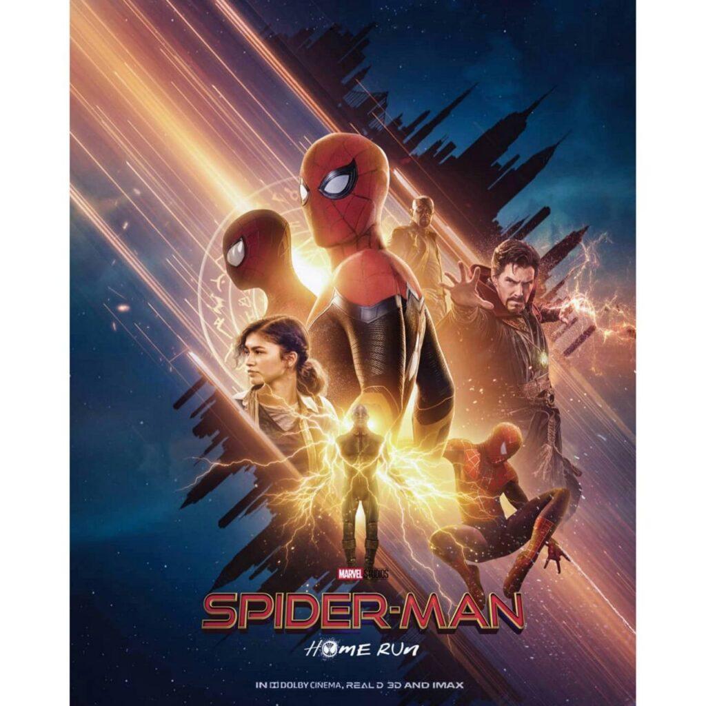 Spiderman 3 Home Run release date
