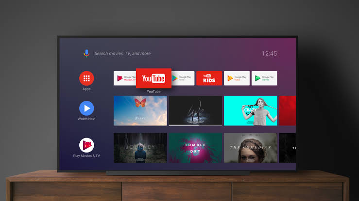 TV Home Launcher