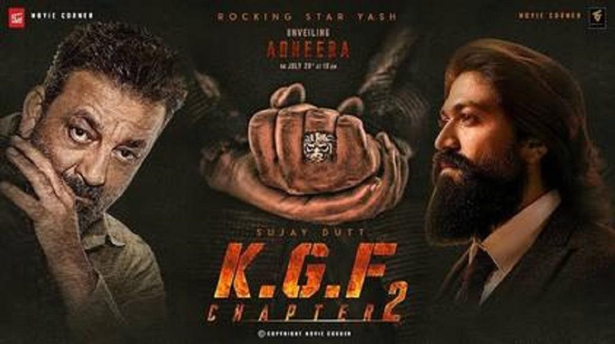KGF Chapter 2 - Release Date Plot & Cast