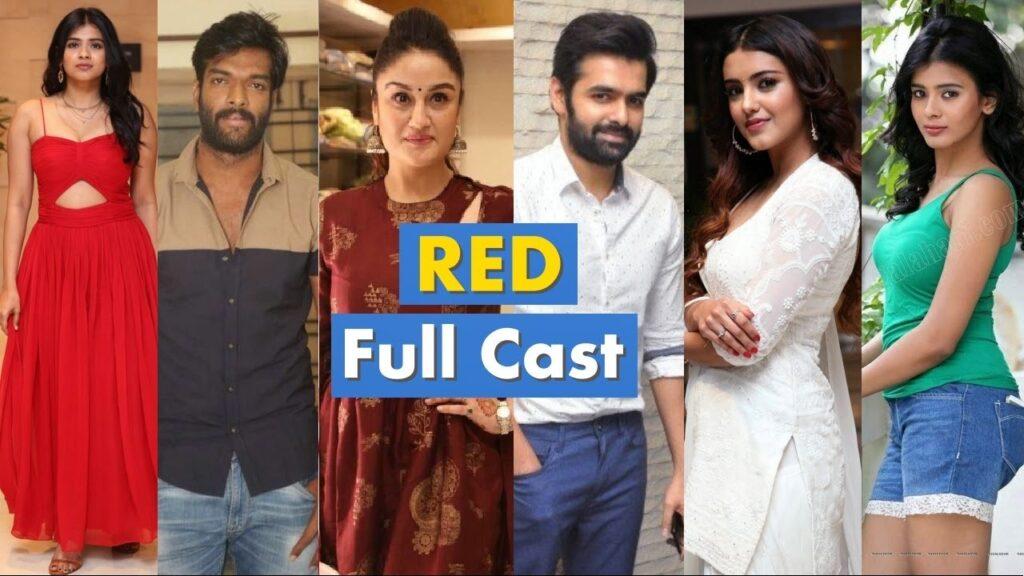 RED Telugu Movie Cast and Crew