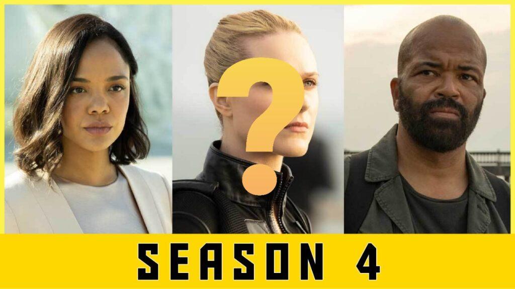 Westworld Season 4 Cast