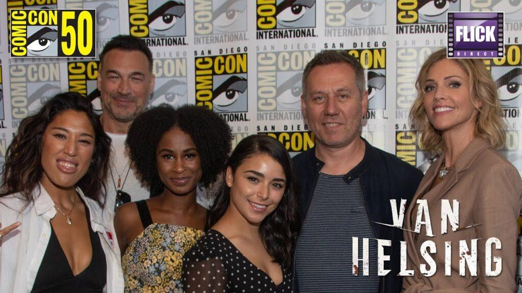 Van Helsing Season 5 Cast