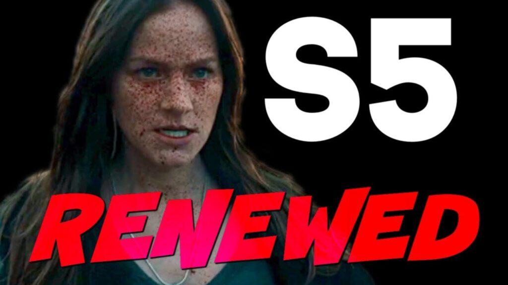 Van Helsing Season 5 Release Date