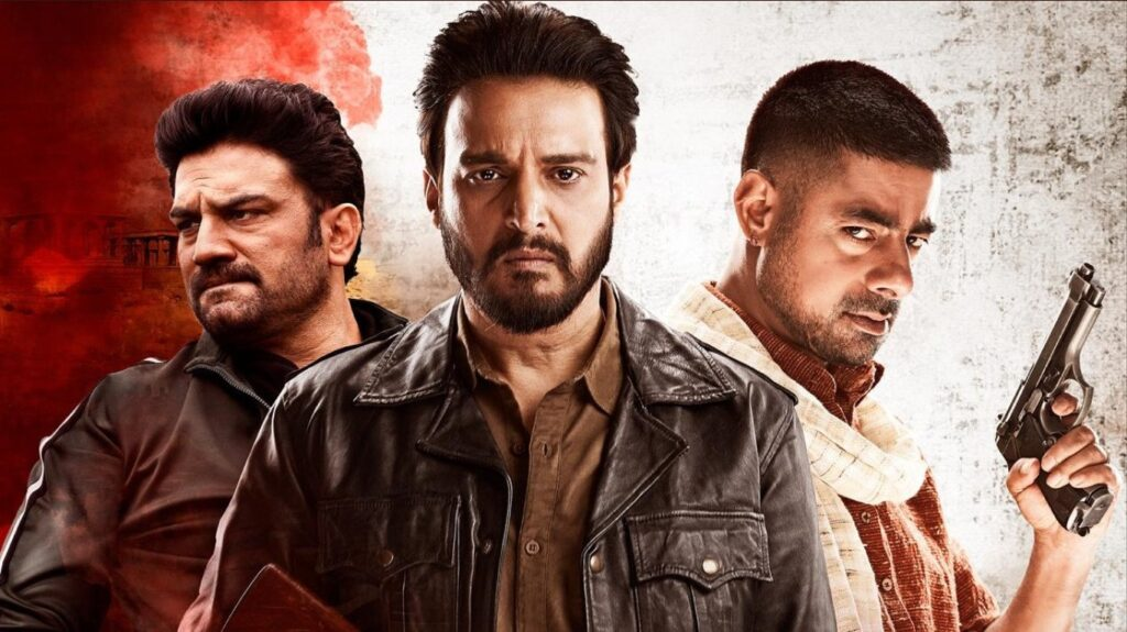 top Indian Crime Thriller Web series
