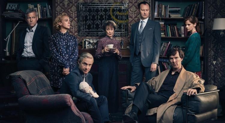 Sherlock Season 5 Cast