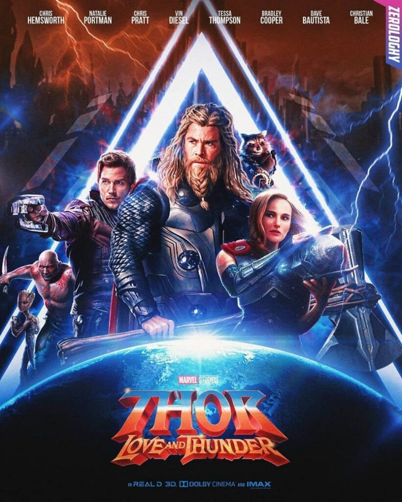 Thor 4 release date