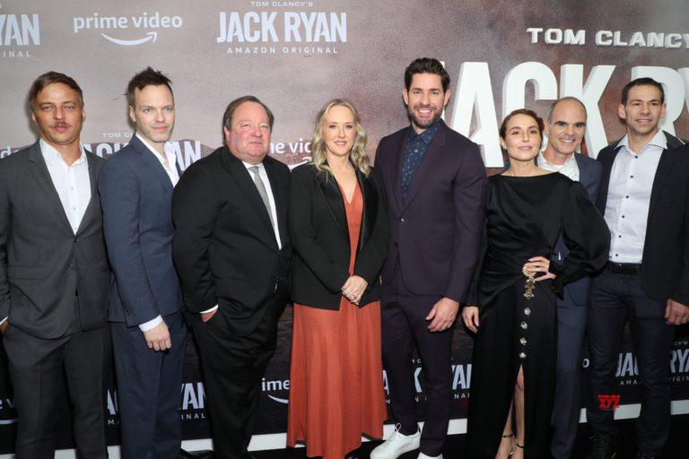 Jack Ryan Season 3 Cast