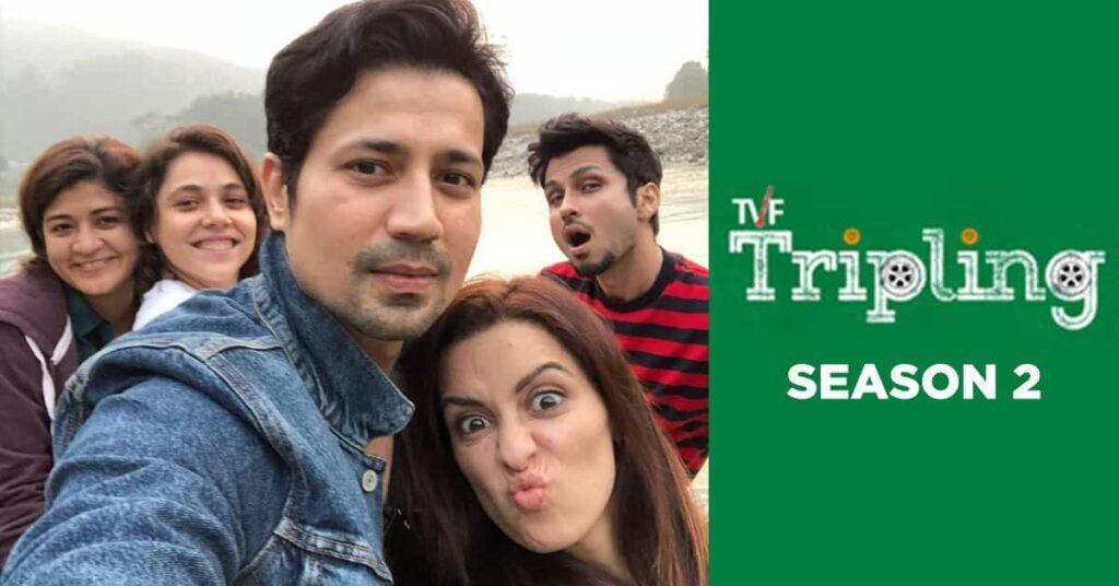 TVF Tripling Season 2 Cast