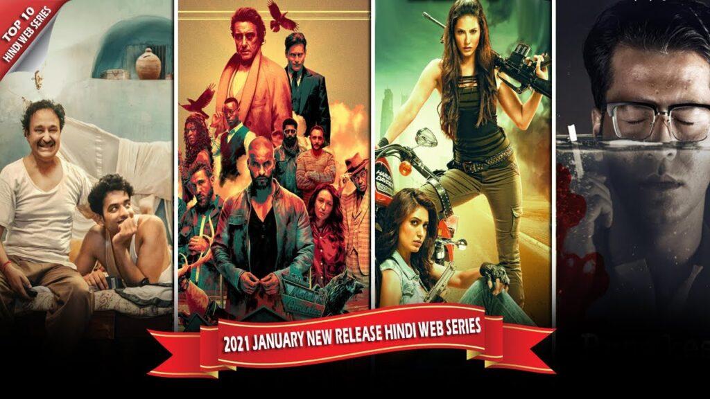 web series releasing in January 2021