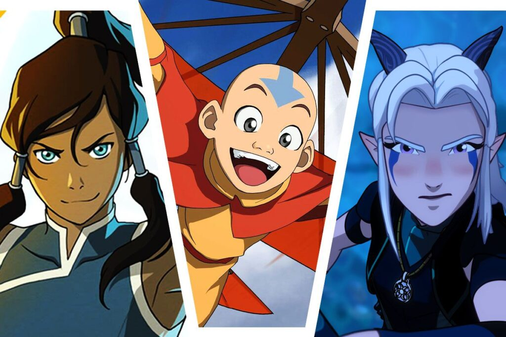 avatar: the last airbender season 4