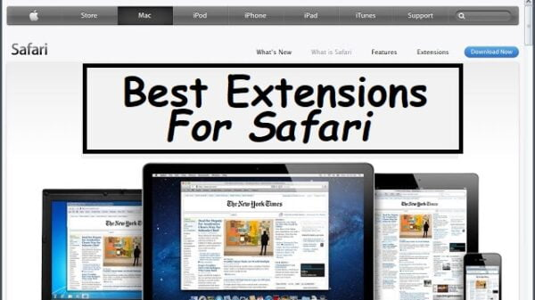 Best Extensions For Safari