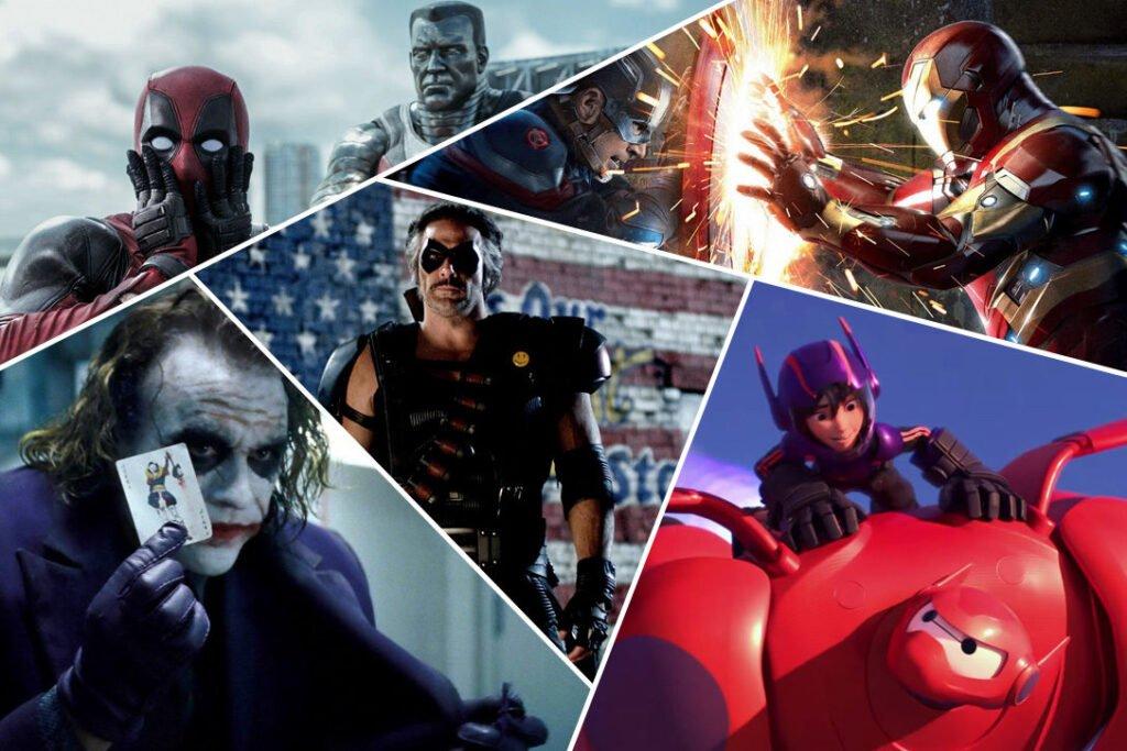 best superhero films