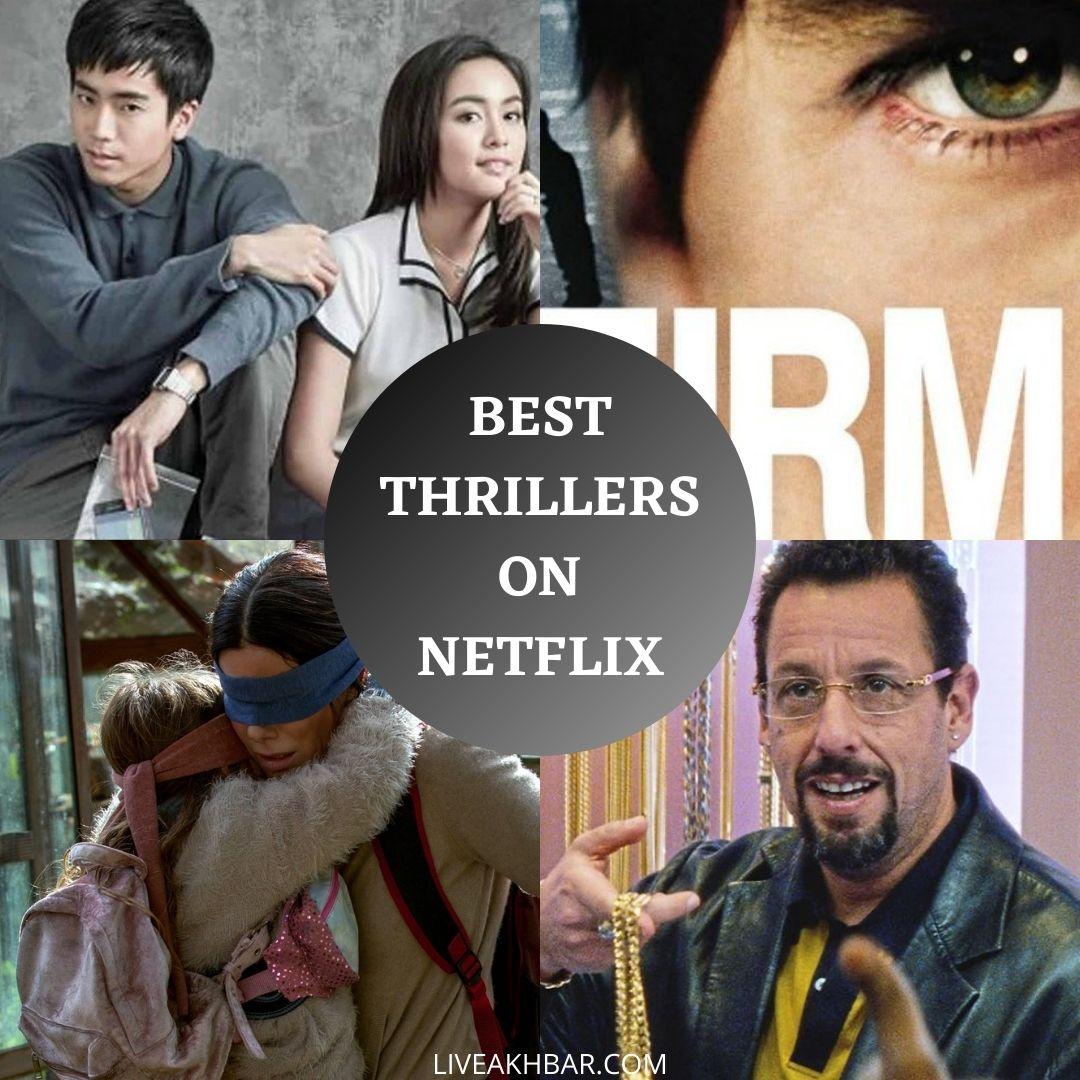 Best Thrillers on Netflix you Must Binge Watch