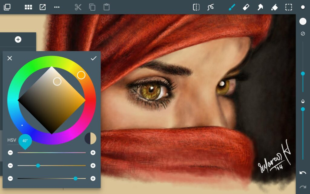 digital art apps