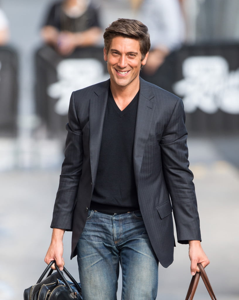 david muir net worth and how he make it