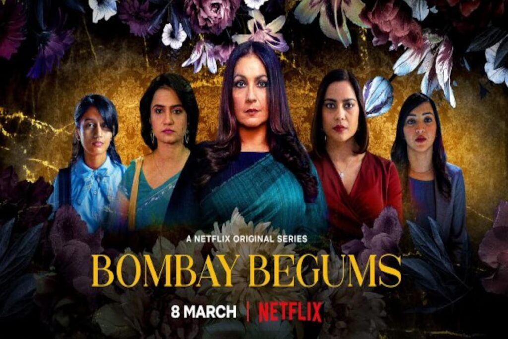 first look poster of bombay begums