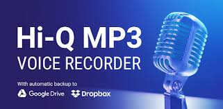 Hi-Q- MP3 Voice Recorde