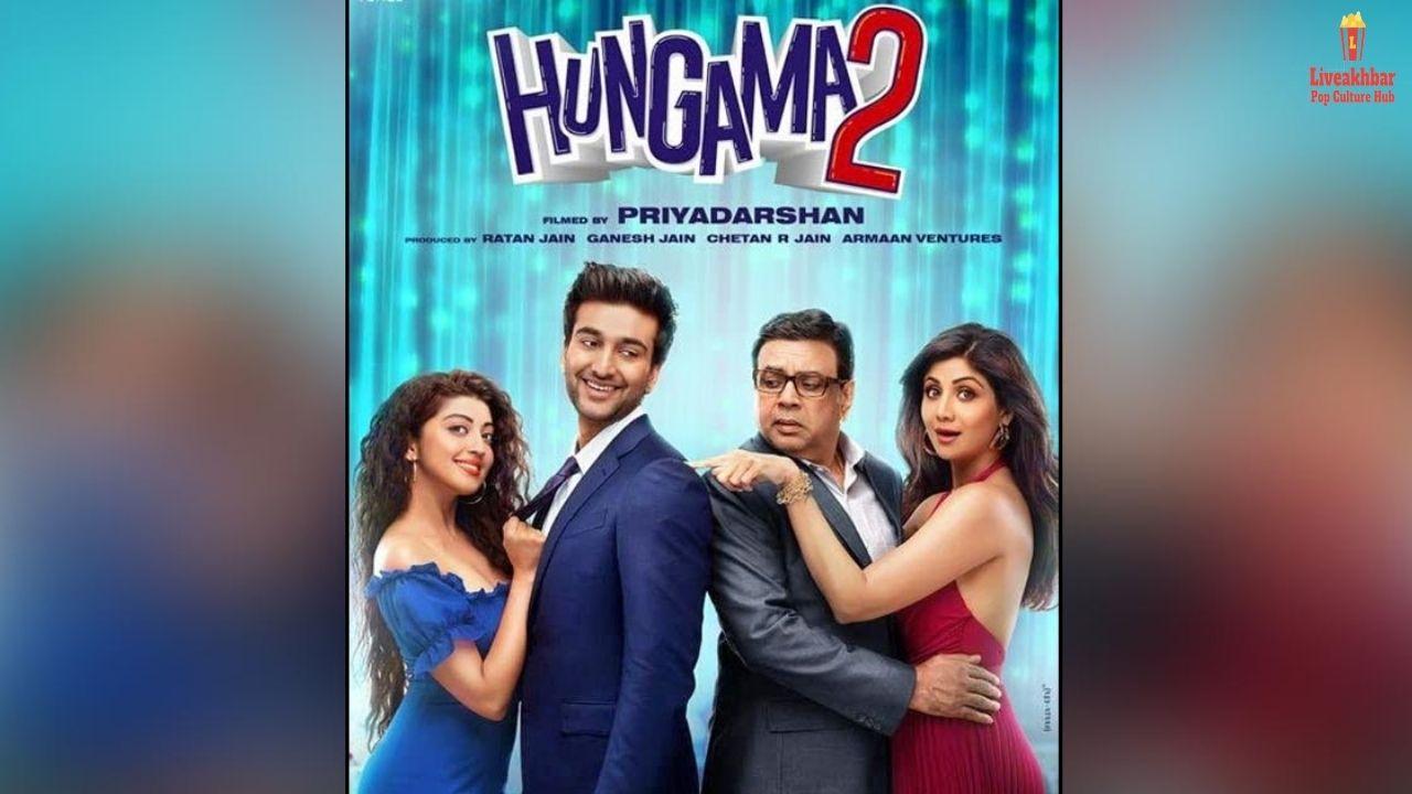 Hungama 2 Release Date