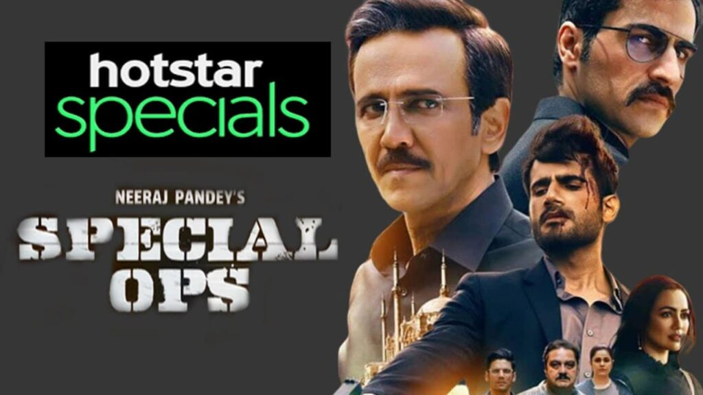 Web Series Like Special OPS