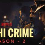 Delhi Crime Season 2 coming with new cast