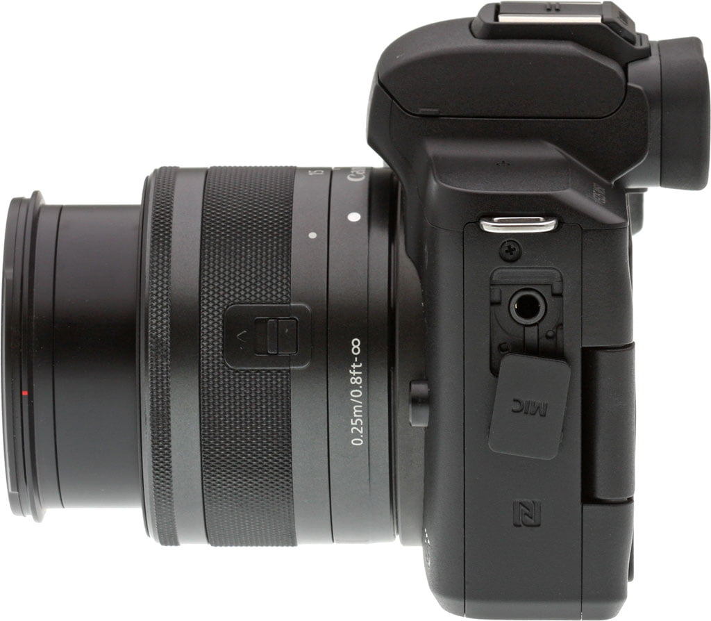 How Can We Attach An External Microphone To Canon 200D?