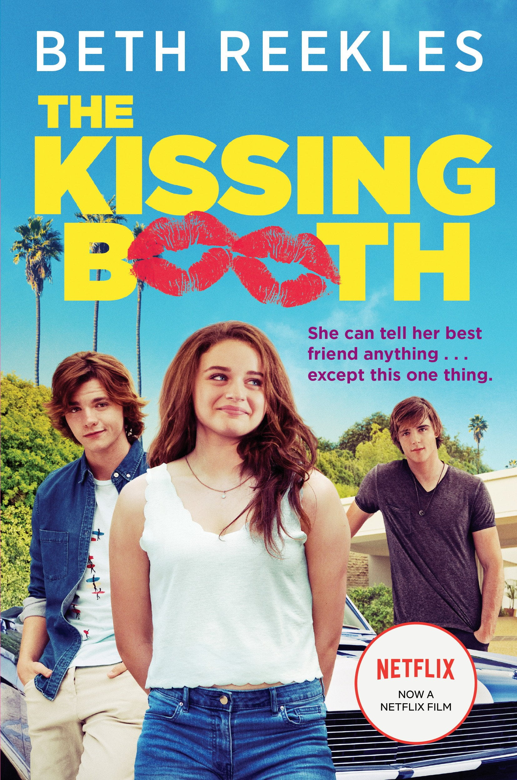 movies like the kissing booth on netflix