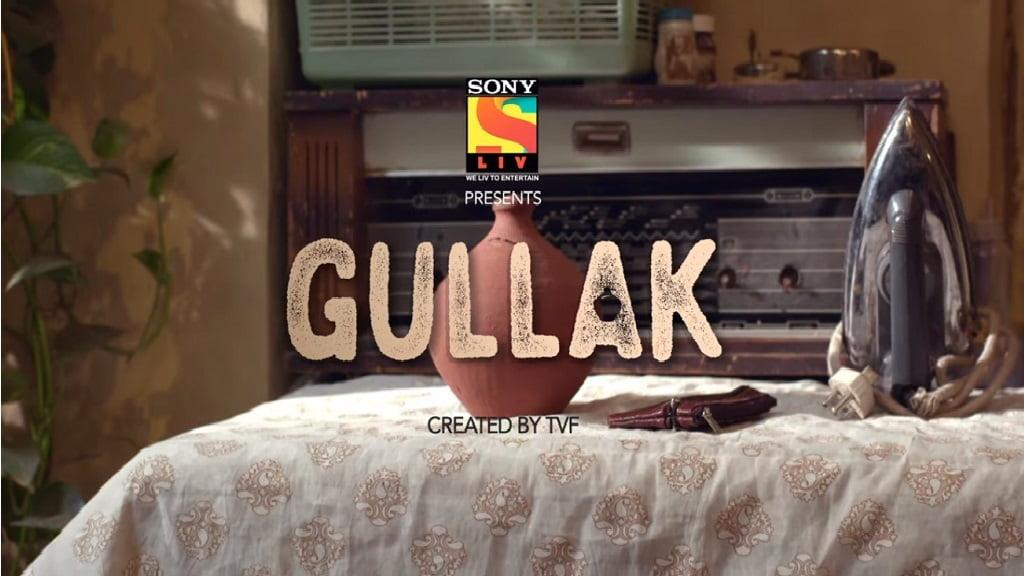 Gullak web series like kota factory