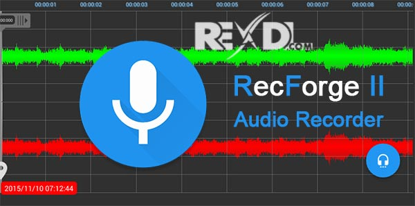 Rec Forge|| Audio Recorder