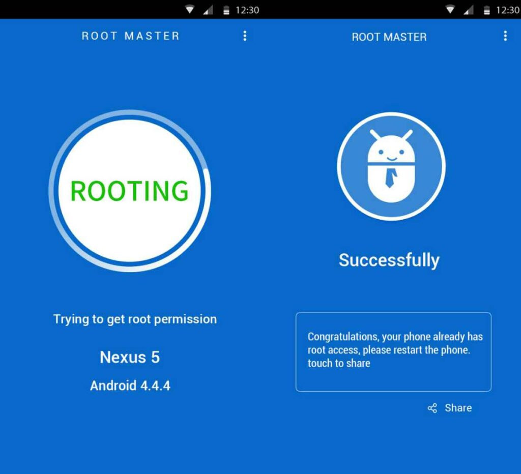 How to Root Android phones with pc or without pc