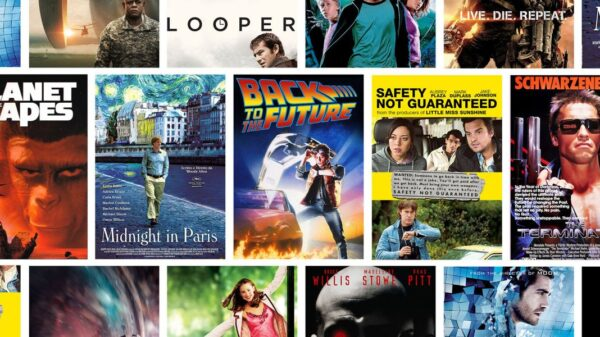 best Time Travel films